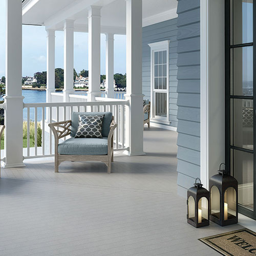 Porch Floor Decking