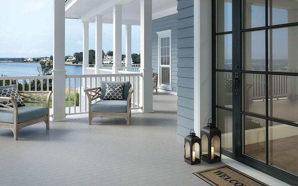 Porch Floor Decking