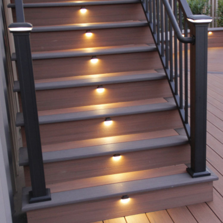 Post and Stair Lighting